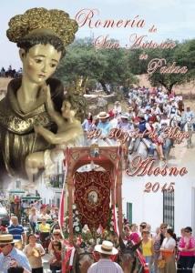Romería de San Antonio de Padua Alosno 2015