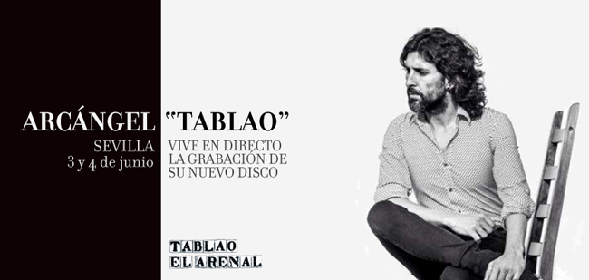 "Arcangel nuevo album ""Tablao"